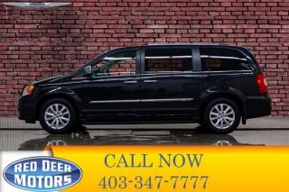 Used 2016 Chrysler Town & Country Limited Leather Roof Nav DVD BCam for sale in Red Deer, AB