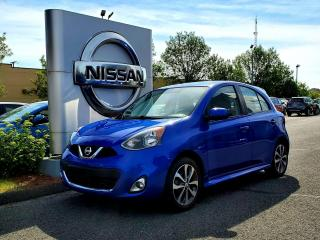 Used 2016 Nissan Micra SR for sale in Drummondville, QC