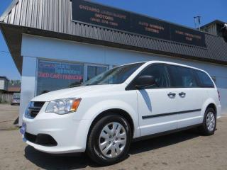 Used 2015 Dodge Grand Caravan 7 PASSENGERS,1 OWNER, NO ACCIDENTS for sale in Mississauga, ON