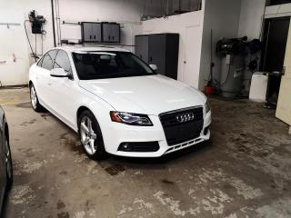 Used 2011 Audi A4 2.0T PREMIUM for sale in Scarborough, ON