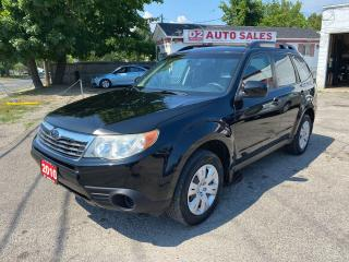 Used 2010 Subaru Forester X Sport/Automatic/AWD/Comes Certified for sale in Scarborough, ON