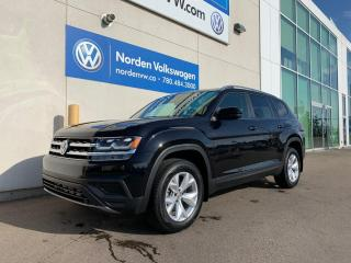 New 2019 Volkswagen Atlas TRENDLINE for sale in Edmonton, AB