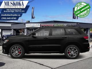 New 2020 Jeep Grand Cherokee SRT  - Leather Seats for sale in Bracebridge, ON