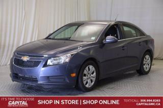 Used 2014 Chevrolet Cruze 1LT for sale in Regina, SK