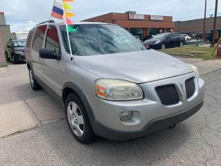 Used 2007 Pontiac Montana w/1SB for sale in Toronto, ON