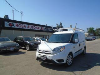 Used 2016 RAM ProMaster 4dr Wgn SLT SAFETY CERTIFIED B-TOOTH B-CAMERA ROOF for sale in Oakville, ON