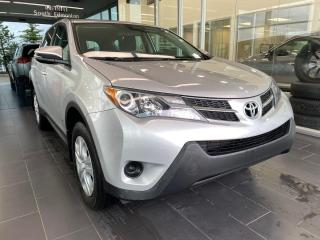 Used 2014 Toyota RAV4 LE, AWD for sale in Edmonton, AB