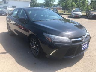 Used 2015 Toyota Camry XSE for sale in St Catharines, ON