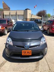 Used 2014 Toyota Prius CAMERA /SMART KEY for sale in Winnipeg, MB