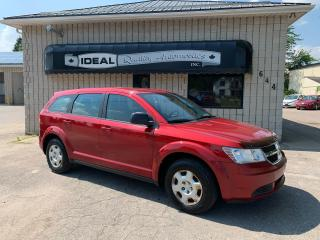 Used 2010 Dodge Journey SE for sale in Mount Brydges, ON