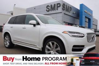 Used 2017 Volvo XC90 Hybrid T8 Inscription - Leather, Navigation, Sunroof, 7 Passenger, New Tires for sale in Saskatoon, SK