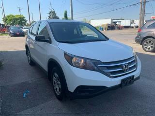 Used 2012 Honda CR-V LX for sale in Toronto, ON