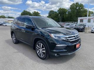 Used 2017 Honda Pilot Touring 4dr AWD Sport Utility for sale in Brantford, ON