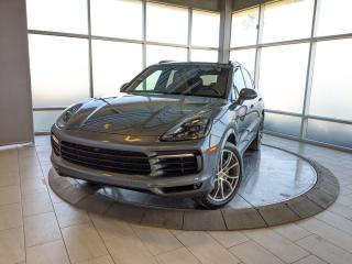 New 2020 Porsche Cayenne E-Hybrid for sale in Edmonton, AB