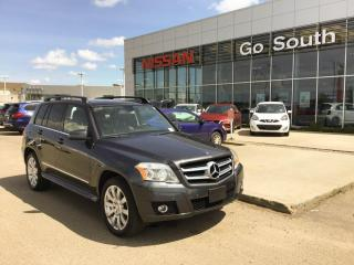 Used 2010 Mercedes-Benz GLK-Class GLK 350, 4MATIC, AWD, LEATHER for sale in Edmonton, AB