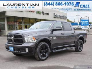 Used 2016 RAM 1500 Outdoorsman!!  CREW CAB!!  HEATED SEATS!! for sale in Sudbury, ON