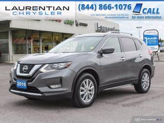 Used 2019 Nissan Rogue SV!!  AWD!!  HEATED SEATS!!  BACKUP CAM!! for sale in Sudbury, ON