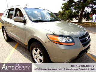Used 2009 Hyundai Santa Fe GL - FWD - 3.3L for sale in Woodbridge, ON