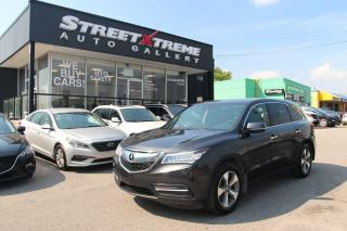 Used 2016 Acura MDX for sale in Markham, ON