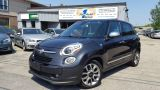Photo of Black 2015 Fiat 500L