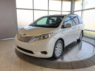 Used 2017 Toyota Sienna 7 PASSENGER for sale in Edmonton, AB