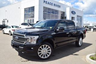 New 2020 Ford F-150 Limited  for sale in Peace River, AB
