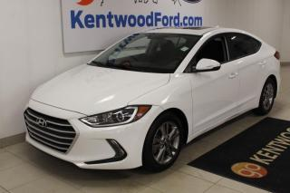 Used 2018 Hyundai Elantra 3 Month Deferral *OAC | GL SE | Automatic | Leather | Sunroof for sale in Edmonton, AB