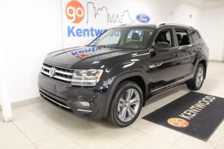 Used 2018 Volkswagen Atlas Highline 3.6 FSI 4 Motion! | Sunroof | Leather | Loaded with GREAT FEATURES for sale in Edmonton, AB