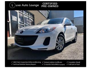 Used 2013 Mazda MAZDA3 GS-SKY, SUPER CLEAN, LOW KMS!! for sale in Orleans, ON