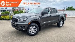 New 2020 Ford Ranger XLT 300A | 2.3L EcoBoost 4x4 | CrewCab | Rear View Camera | Lane Keeping System | Pre-Collision Assist | Blind Spot System | Trailer Tow Package for sale in Edmonton, AB