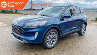 New 2020 Ford Escape Titanium Hybrid for sale in Edmonton, AB