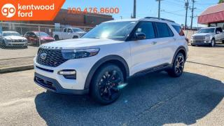 New 2020 Ford Explorer ST for sale in Edmonton, AB