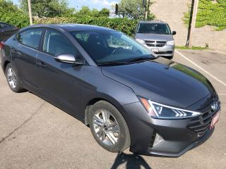 Used 2019 Hyundai Elantra Preferred ** ADAPT CRUISE, LANE WARN, BACK CAM ** for sale in St Catharines, ON