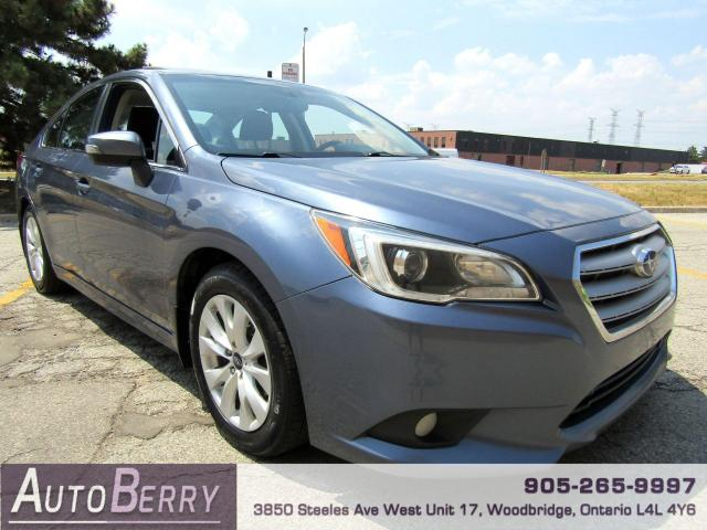 2016 Subaru Legacy Touring Package - 2.5i