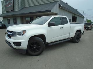 Used 2016 Chevrolet Colorado WT cabine allongée 128,3 po 2RM for sale in Mirabel, QC