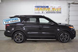 Used 2015 Ford Explorer SPORT for sale in Watrous, SK
