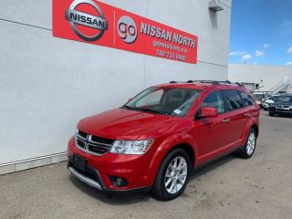 Used 2018 Dodge Journey GT 4dr AWD Sport Utility for sale in Edmonton, AB
