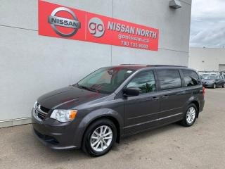 Used 2016 Dodge Grand Caravan SXT 4dr FWD Passenger Van for sale in Edmonton, AB