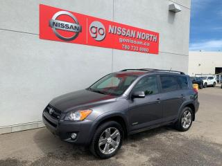 Used 2011 Toyota RAV4 Sport 4dr 4WD 4-Door for sale in Edmonton, AB