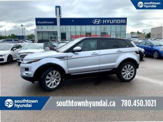 Used 2014 Land Rover Evoque PURE AWD/PANOROOF/SENSORS/LEATHER/PUSH START for sale in Edmonton, AB