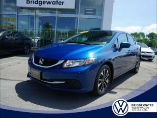 Used 2014 Honda Civic EX | Dealer Maintained | 5 Speed Manual for sale in Hebbville, NS