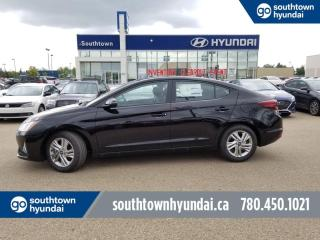 New 2020 Hyundai Elantra Preferred - 2.0L Heated Steering/Seat, Blindspot Monitor, Apple Carplay for sale in Edmonton, AB