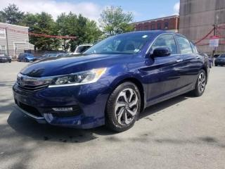 Used 2016 Honda Accord EX-L w Leather for sale in Halifax, NS