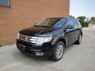 Used 2009 Ford Edge AWD, Limited, LEATHER, ROOF for sale in Oakville, ON