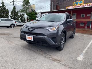Used 2018 Toyota RAV4 L LE for sale in Scarborough, ON
