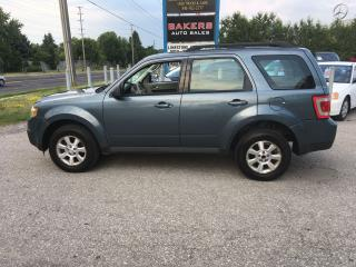 Used 2010 Mazda Tribute GX for sale in Newmarket, ON