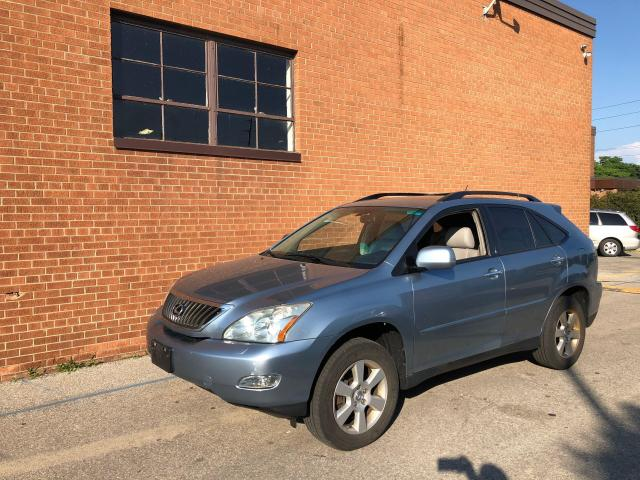 2009 Lexus RX 350 NAVIGATION / LEATHER /SUNROOF/CAMERA