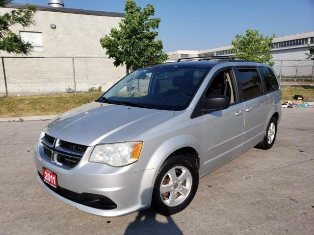 2011 Dodge Grand Caravan Stow&Go, 7 Pass, 3/Y Warranty availbal