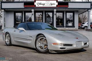 Used 2002 Chevrolet Corvette Base for sale in Ancaster, ON