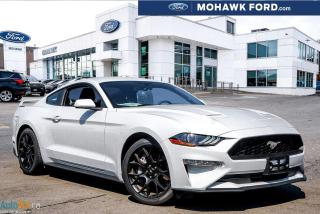 Used 2018 Ford Mustang EcoBoost for sale in Hamilton, ON